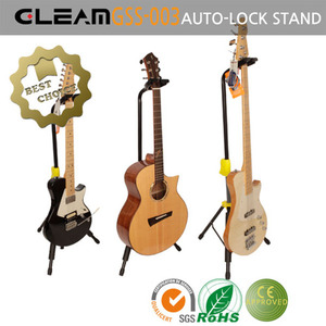 Gleam GSS-003 Self-locking Guitar Stand 기타/베이스 스탠드