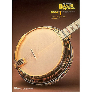 Hal Leonard Banjo Method - Book 1
